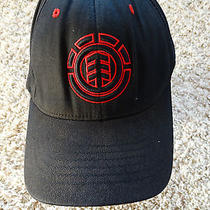 Element Cap/hat Black One Sizes Skateboard Style  Low Price Photo