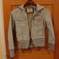Element Cotton Womens Ladies Blue Jacket Size Xs Photo