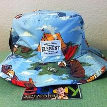Element Crowns Skateboards Camping Bucket Hat Sz S/m Supreme Undftd Stussy Obey Photo