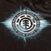 Element Earth Wind Water Fire T-Shirt Large Photo
