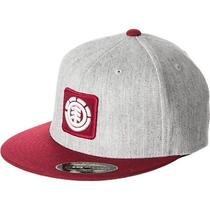 Element Fenwick Flex-Fit Hat (Wine Red) Photo