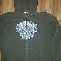 Element Full Zip Hoody Sweatshirt Mens Medium Photo