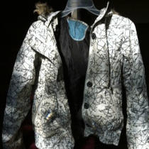 Element Geometric Print Jacket Photo