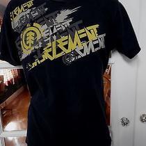 Element Graphic  T-Shirt Sz M Photo