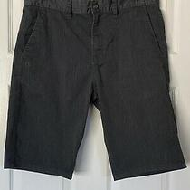 Element Gray  Skate Shorts Inside Hidden Pocket Size 32 Photo