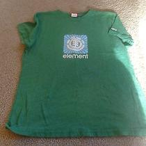 Element Green Shirt Size Youth Xl Photo
