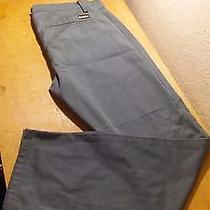 Element Green Slacks - Size Men's 34 Photo