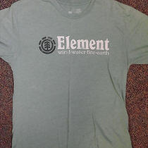 Element (Green) Ss Surf T-Shirt (Large) Photo