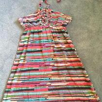 Element Halter Dress M Medium Photo