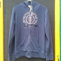 Element Hoodie Jacket Size Large Wind Water Fire Earth Photo