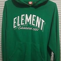 Element Hoodie Sz. Large Photo