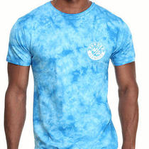 Element Men Fender X Element 4692 Tie Dye Tee Blue Medium Photo