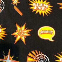 Element - Men's Element T-Shirt Black - Sizem- Medium New W/o Tags - Skate Wear Photo