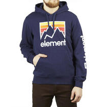 Element Men's Pullover Hoodie Joint - Ink - Medium - Nwt Photo