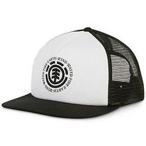 Element Men's Trucker Hat White Black Seal Ii One Size Embroidered Printed 305 Photo