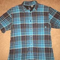 Element Mens Button Shirt Photo