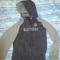 Element Mens Medium Hoodie  Photo