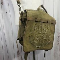 Element Military Messenger Book Bag Newspaper Carrier Skater Crossbody Army Logo Photo