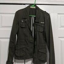Element Military Style Jacket Photo