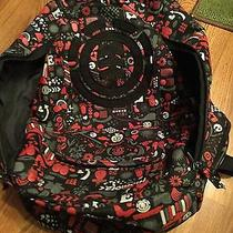 Element Multi Patterns Book Bag Photo