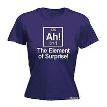 Element of Surprise Shirt S Science Nerd Periodic Table Gift Photo