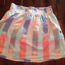 Element Plaid Skirt Medium Pockets Photo