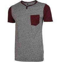Element Renwick 2 T-Shirt - Wine - L Photo