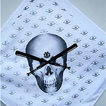 Element Repent Skulls Cap Skate Bandana Biker Hat Scarf New With Tags Photo