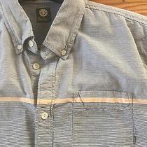 Element S/s Button Up Shirt (L) Photo