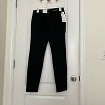 Element Saturday Jeans High Waisted Skinny Cropped Size 28 Photo