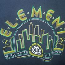 Element Shirt Cool Retro Style Element  Shirt Youth Large Element Shirt Large Photo