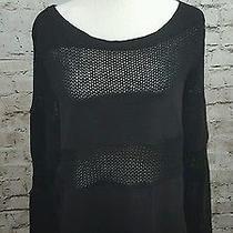 Element Size Large Womens Black Sweater Photo