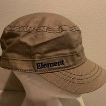 Element Skateboarding Fitted Unisex Hat Cap Worn Once Photo