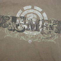 Element Skateboards Rock T-Shirt Photo