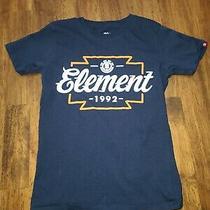 Element T-Shirt Boys Sz Small Nwot Photo