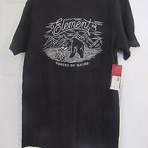 Element T-Shirt-Size Large-New With Tags-Surf-Forces of Nature Photo