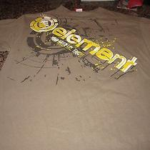 Element T-Shirt - Tan - Medium -