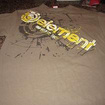 Element T-Shirt - Tan - Medium -