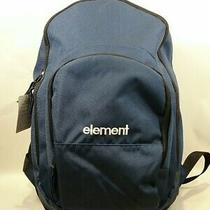 Element Tagged/19aw/backpack/polyester/navy/elm19-06 Photo