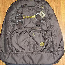 Element Violet Womens Backpack Bag Bnwt Photo