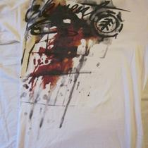 Element White  Shirt Tee Small Mens Boys  Photo