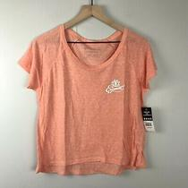 Element Women's Deco Raglan T Shirt Top Nwt Size Medium Msrp 25 Photo