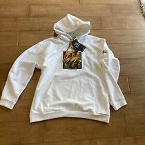 Element X Bad Brains Mens White Hoodie Size Large Photo