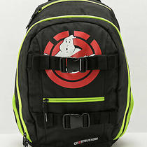 Element X Ghostbusters Mohave School Laptop Skate Travel Backpack Bag Photo