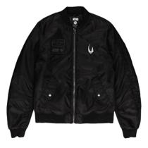 Element X Star Wars Skateboard Jacket Flight Flint Black Photo