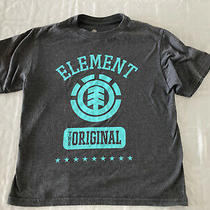 Element Youth Small Short Sleeve Graphic T-Shirt Ts0 Photo