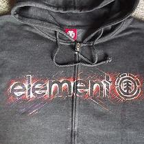Element Zipper Front Hooded Jacketnews Photo