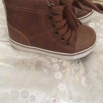 Elements Boots by Nina Brown Shoes Toddler Sz 6m Never Been Used Photo