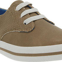 Elements by Nina Boys'   Liam Sneaker Tan Crazy Horse Size 3 M Photo