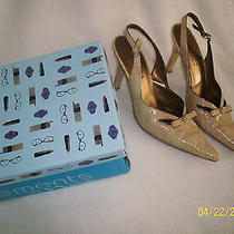 Elements by Nina Closed Toes Pointed Sandals Size 7 1/2  Photo